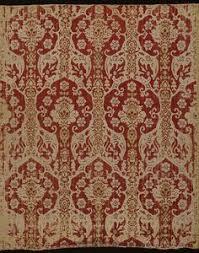 Ottoman Cloth Ottoman Epirus Silk Embroidery Turkey 17th C Silk On Cotton