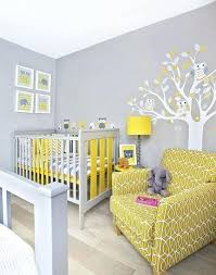 Gray And Yellow Nursery Decor Grey Yellow Nursery Decor Wall Elephant Baby Boy Room