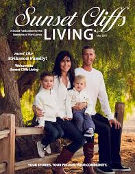 Introducing Sunset Cliffs Living Magazine  Ocean Beach San Diego CA
