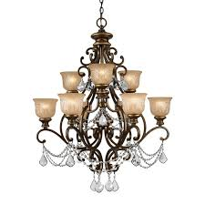 Hampton Bay 9 Light Chandelier Amazing 9 Light Chandelier Hampton Bay 9 Light Chandelier