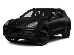 porsche suv black used 2014 porsche cayenne turbo s carolina wp1ac2a24ela87820