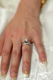 Wedding Ring Finger by Diamond Wedding Rings On Fingers U2013 Iwajewelry