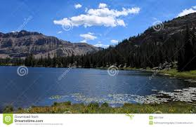utah u0027s moon lake royalty free stock image image 26017556