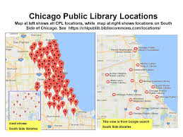Chicago On The Map by Mapping For Justice 2016