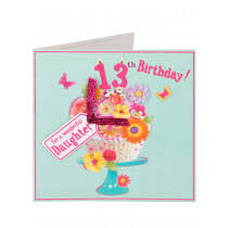 13th teenagers 13 17 birthday cards cards clintons