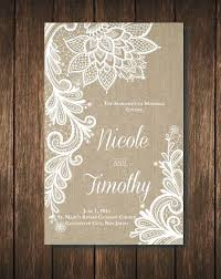 customized wedding programs customized wedding program for a catholic mass digital file