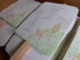 How To Make Wedding Fan Programs Wedding Programs U2013 Paper Melody U0027s