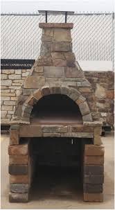 backyards impressive outdoor pizza oven lumbermens 26 brick diy