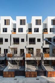Modern Row Houses - row houses a collection curated by divisare
