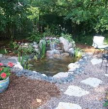 backyard water features pictures home outdoor decoration