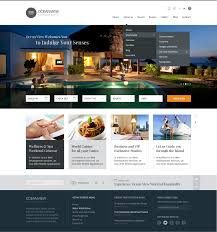ocean view hotel website html template by basepixels themeforest