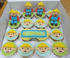 bob the builder cupcake toppers jenn cupcakes muffins transformers jenn cupcakes muffins bob the builder cupcakes