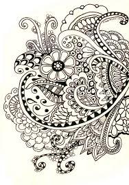 mehndi drawing designs best 25 henna designs on paper ideas on