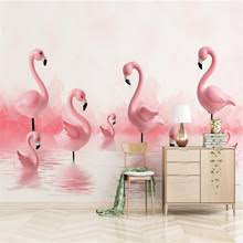 wallpaper with pink flamingos popular pink flamingos wallpaper buy cheap pink flamingos wallpaper