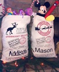 personalized santa sack santa sack sizes personalized santa sack christmas