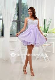 wedding dresses lavender lavender mini bridesmaid gowns spaghetti chiffon