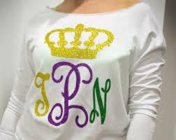 mardi gras tshirts monogrammed mardi gras raglan shirt mardi gras shirt