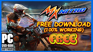download motocross madness 1 full version how to download mx nitro for pc free youtube