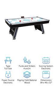 harvil air hockey table best air hockey tables top 10 picks