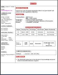 Resume Biodata Sample by Fresh Jobs And Free Resume Samples For Jobs Free Resume For Fresh
