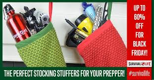 black friday stocking stuffers stocking stuffers every prepper must own survival life