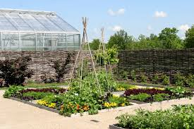 Kansas City Botanical Gardens by Harvest Garden Promises A Productive Season Powell Gardens