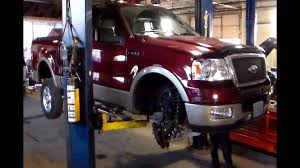 Ford F150 Truck Diesel - stl diesel presents 2004 ford f150 install rough country lift kit