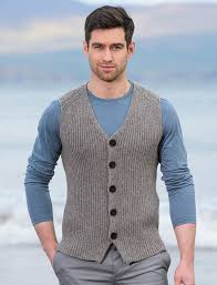 mens sweater vest buttons sweater vest for aran sweater market