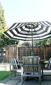 White Patio Umbrella Black And White Patio Umbrella Best Outdoor Patio Umbrellas A