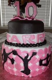 17 best cheer cake images on pinterest birthday party ideas