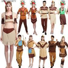 Halloween Costumes Pocahontas Cheap Pocahontas Halloween Costumes Aliexpress