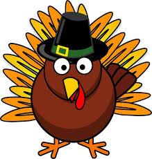hilarious turkey clip happy turkey day stock design