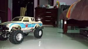 vintage toyota tamiya vintage toyota bruiser 1985 mounted front steering servo