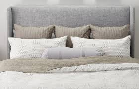 bolster bed pillows 12 ways to arrange pillows on a bed overstock com