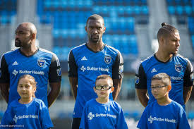 Sutter Health Doctors And Hospitals San Jose Earthquakes Announce Jersey Sponsorship With Sutter