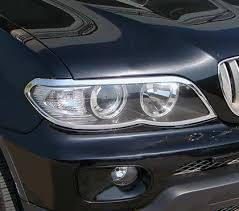 bmw x5 headlights bmw x5 headlight trim at andy s auto sport