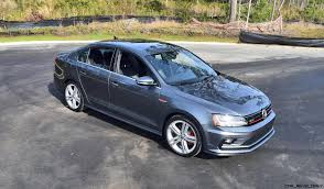 volkswagen jetta sports car 2017 vw jetta gli dsg automatic hd road test review