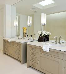 Master Bathroom Vanity Lights Master Bath Mirrors Bathroom Farmhouse With Hanging Drum Pendant