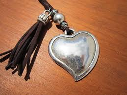 heart leather necklace images 44 best necklaces for women images leather jewelry jpg