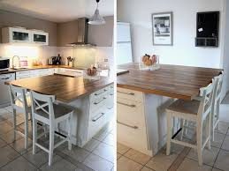 ilot cuisine avec table ilot cuisine avec table vos idées de design d intérieur