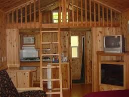 Best  One Room Cabins Ideas On Pinterest Mini Cabins Tiny - Cottage interior design ideas