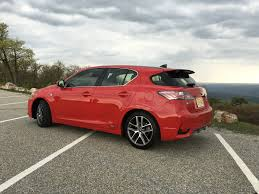 lexus ct200 turbo the lexus ct200h f sport proof lexus engineers have a sense of