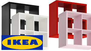 Ikea Square Shelves by Ikea Kallax Shelving Unit Shelf Closet Regal White Unboxing