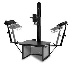 camera copy stand with lights tti