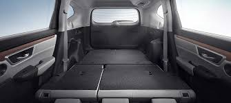 Honda Crv Interior Space The 2017 Honda Cr V Safer Larger And Better Equipped