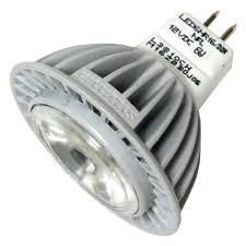 Led Light Bulb Mr16 by Sylvania 78652 6 Watt Ultra Led Bulb For Mr16 Narrow Floodlight