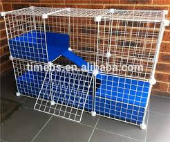 Rabbit Hutch Plastic Corrugated Plastic Pet Hutch Sheet Cover For Aviary Rabbit Bird