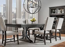 Raymour And Flanigan Dining Chairs 3 Pc 5 Pc 7 Pc Dining Sets Glass Formal Modern Dining Sets