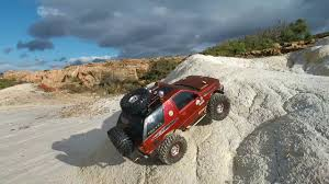 isuzu amigo teal tamiya cc01 isuzu amigo trailing the white mountains round 2