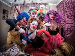 halloween purge anyone who dresses as killer clown will be arrested report
